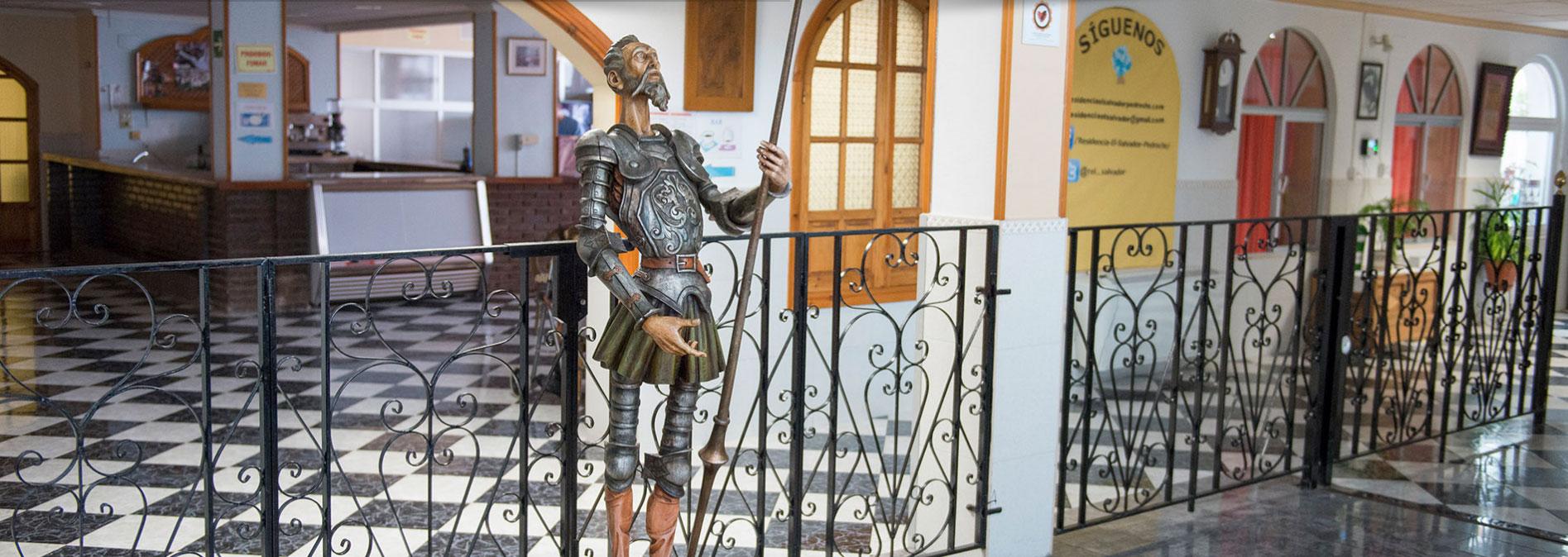 """Residencia de Mayores """"El Salvador"""" - Pedroche, Córdoba"""