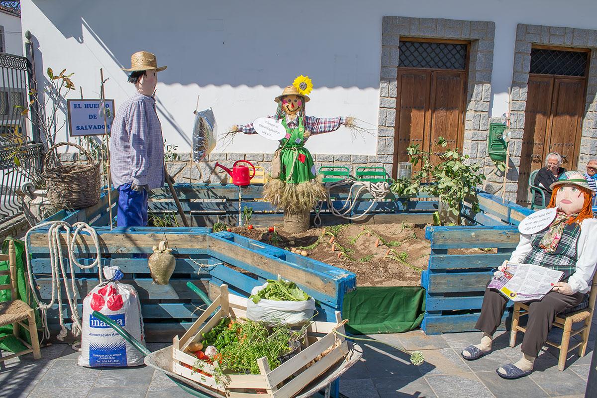 La residencia El Salvador hacemos nuestro 'mayo'