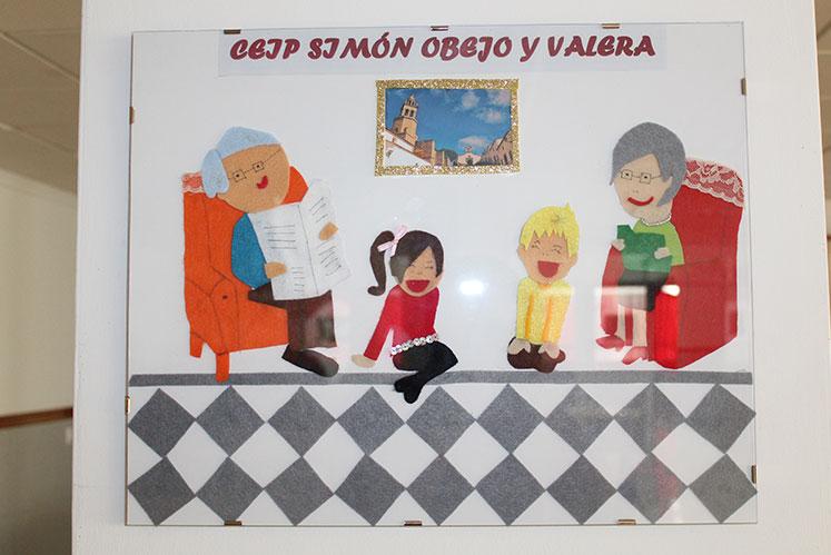 El CEIP Simón Obejo y Valera nos regala un cuadro