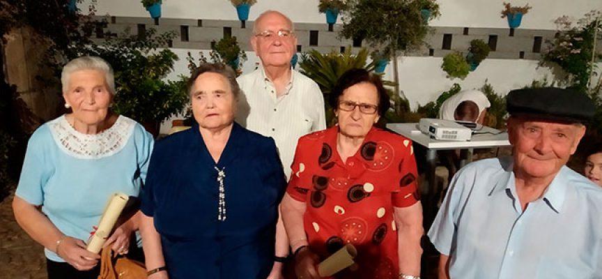 Mercedes y Andrea participaron en 'Paseo por un Pedroche de Leyenda'