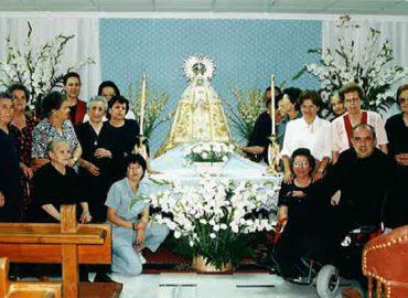 20 años de la Traída de la Virgen de Piedrasantas