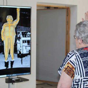 La residencia de mayores El Salvador colabora en el desarrollo de equipos para la rehabilitación remota de personas mayores