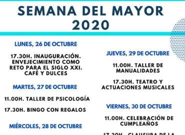 Semana del Mayor 2020